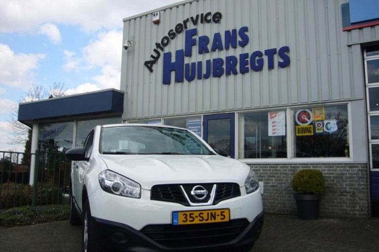 Actie Autoservicebedrijf Frans Huijbregts