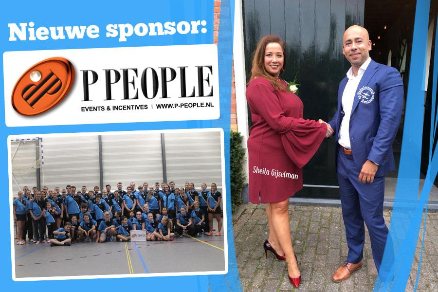 PPeople sponsort BC de Zwaluwen!