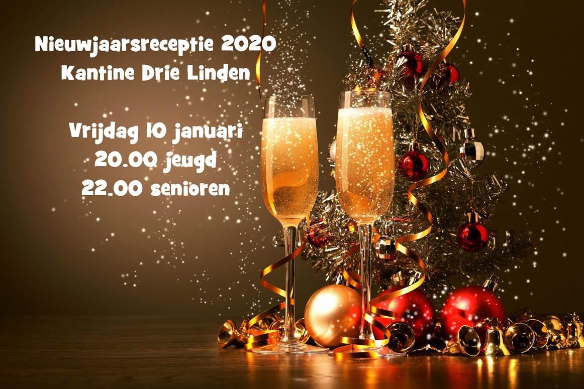 Nieuwjaarsborrel 2020!